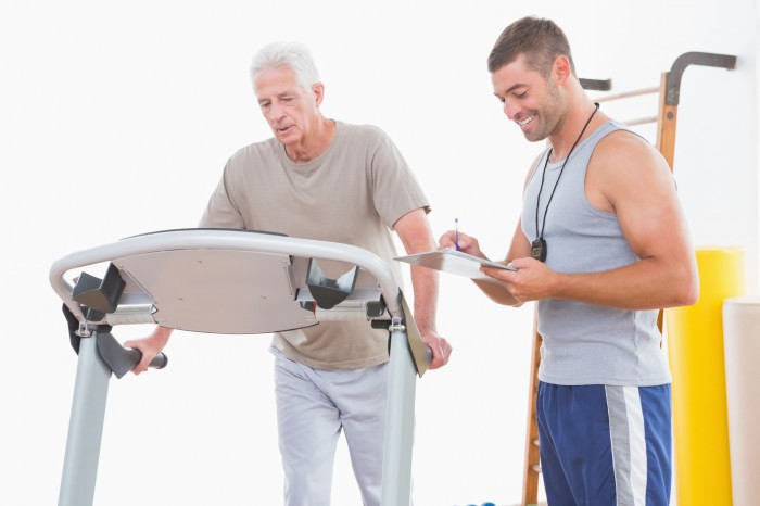 Tele-rehabilitation in patients with COPD