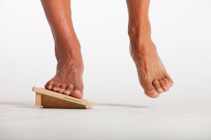Can we train foot strength in older adults?