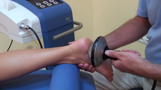 Shockwave therapies in soft tissue conditions