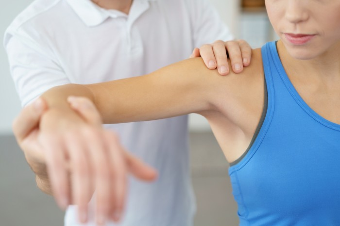 Shoulder injury prevention