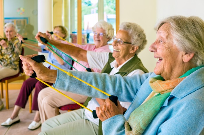 Strength training in elderly