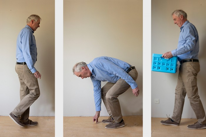 Movement quality in patients with non-specific low back pain