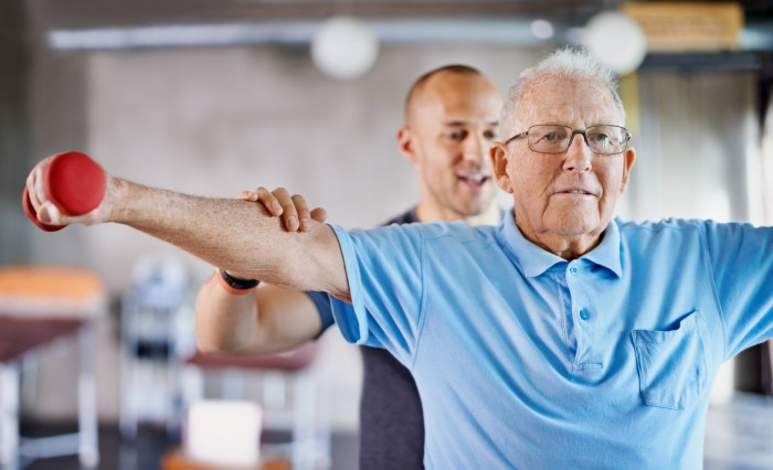 Exercise, quality of life & mobility in Parkinson's disease