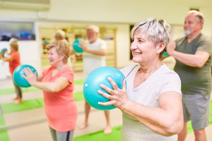 Exercise therapy for Parkinson's disease