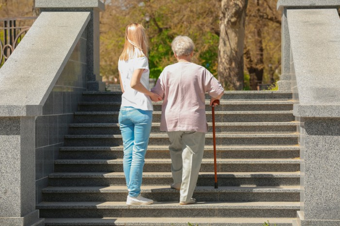 Social support stimulates physical activity
