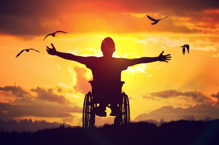 Psychological well-being in MS and spinal cord injury