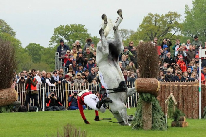Orthopaedic injuries in equestrian sports