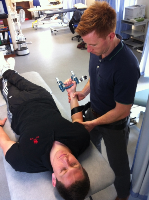 Physiotherapy for Tennis Elbow
