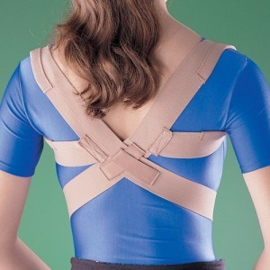 Effect of taping on postural characteristics of horse riders
