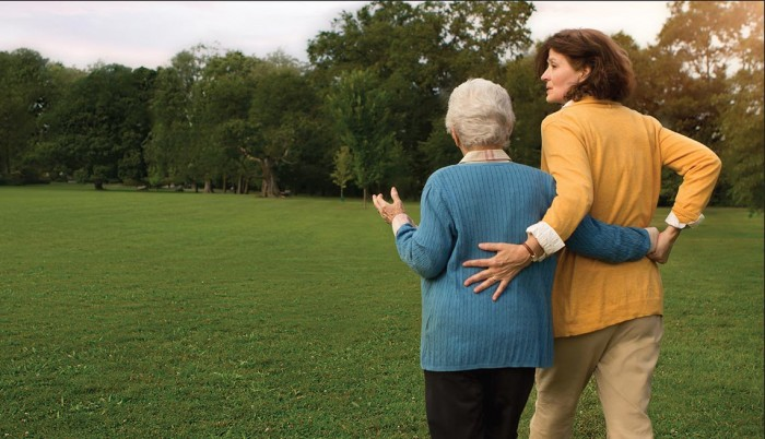 Family-assisted physiotherapy for older people