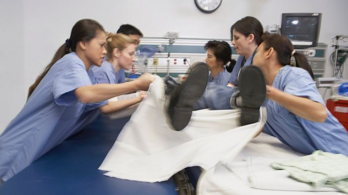 Exercise and musculoskeletal pain in healthcare workers