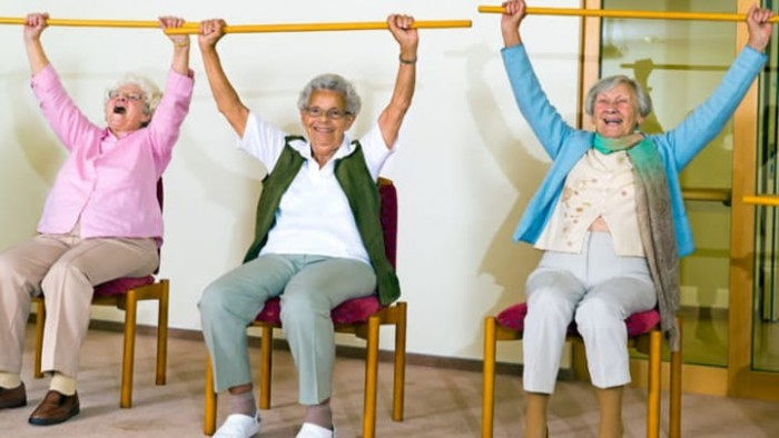 Exercise for cognition and behaviour in dementia