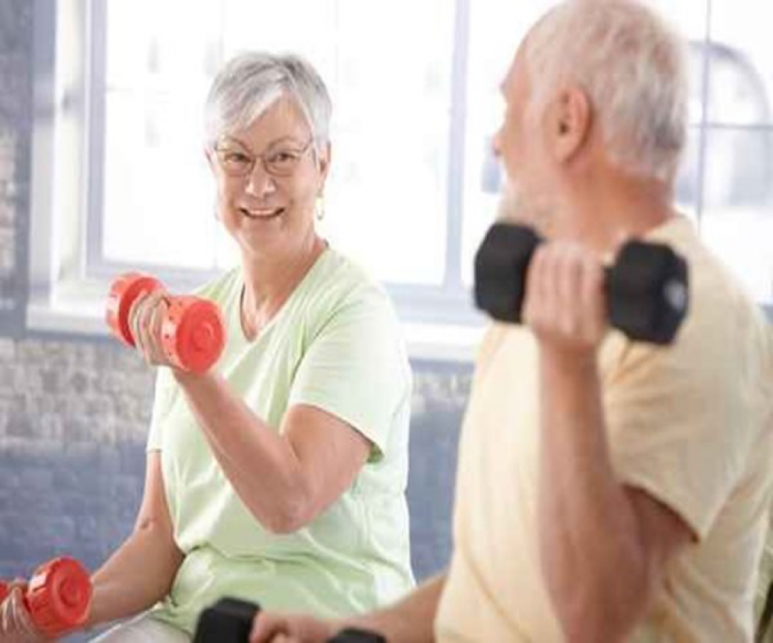 Development of an exercise programme for falls prevention