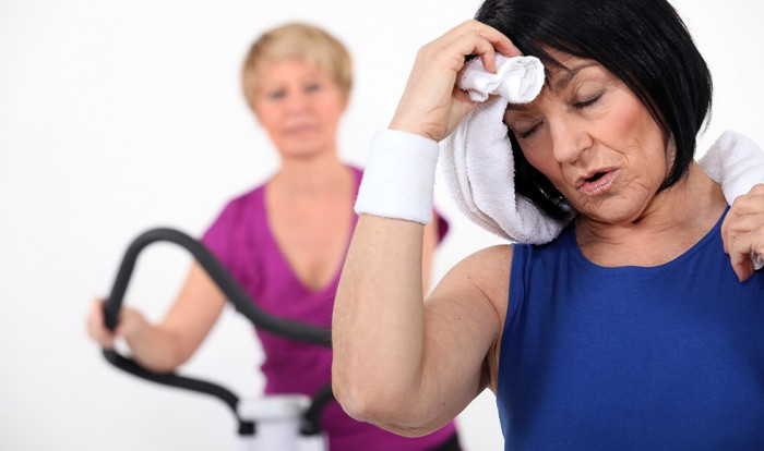 Exercise prescription during cancer treatment