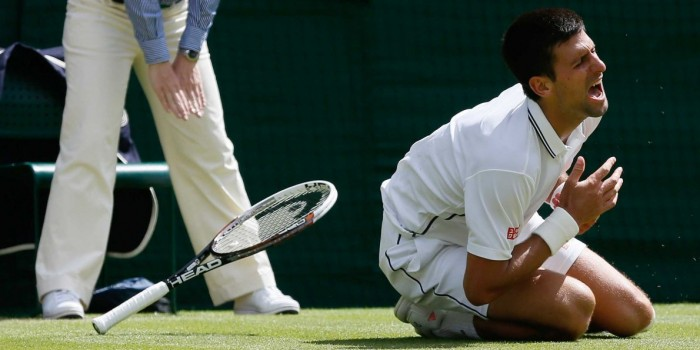 Tennis injury data from The Championships, Wimbledon.