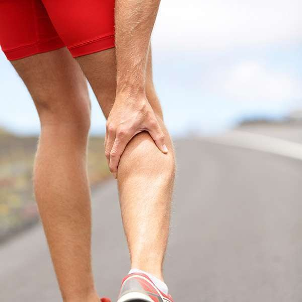 Risk factors for calf muscle strain injuries in sports