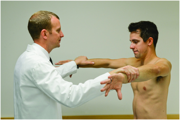 "Time to end ""special"" tests for rotator cuff-related pain"