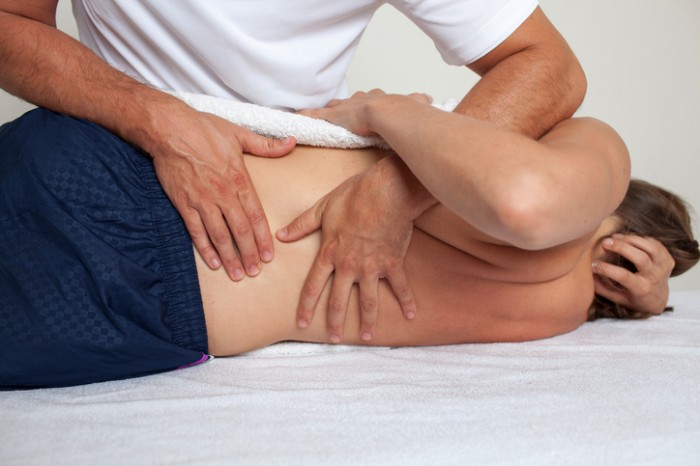 Spinal manipulation for low back pain