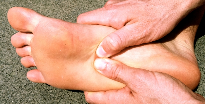 Outcomes of high-load strength training in plantar fasciitis