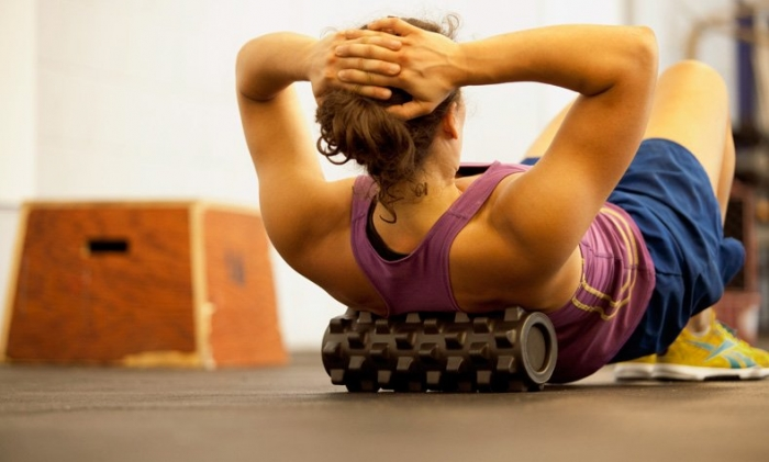Effect of foam-rolling on athletic performance