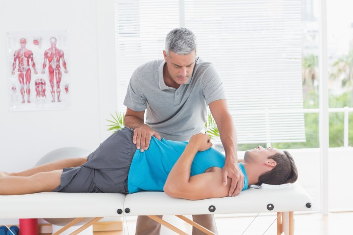 Physiotherapists' self-reported competence to manage CLBP