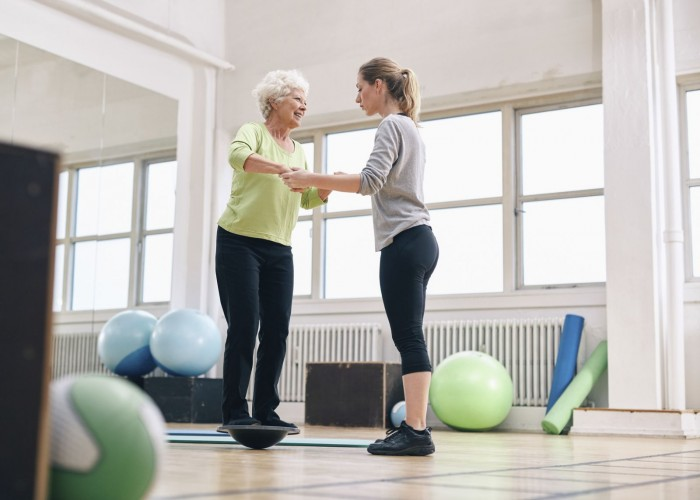 Balance exercises in older adults: variables and effects