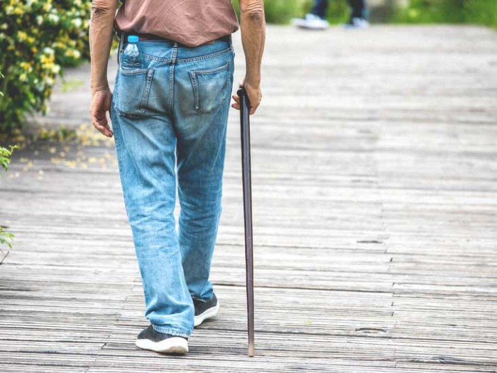 tDCS and walking training in Parkinson's disease