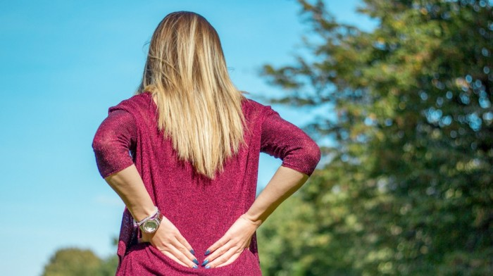 Secondary prevention of low back pain