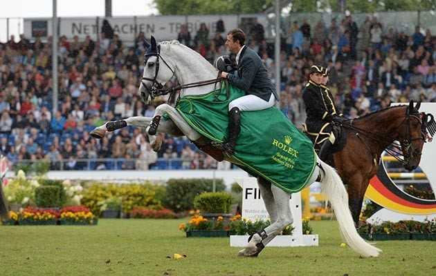 Performance success in the competitive equestrian world