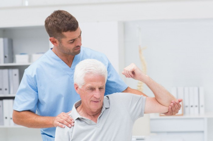 Physiotherapy dosage in hospitalized older adults