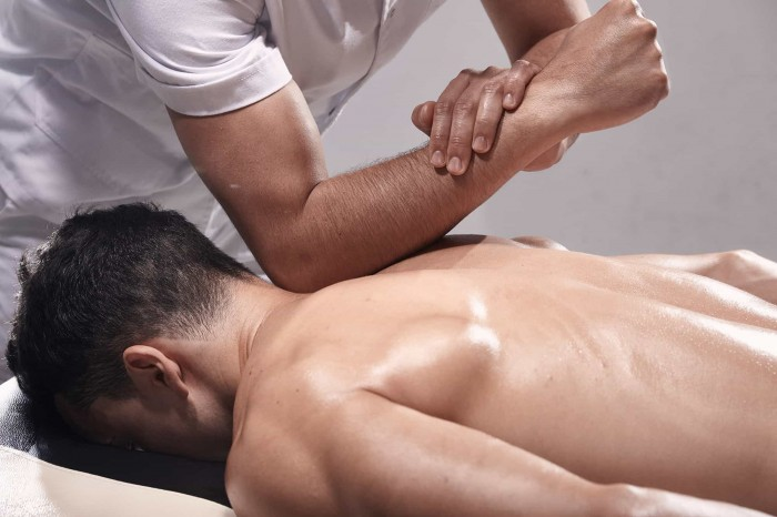 Effect of sports massage on performance and recovery