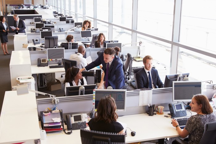 Workplace interventions for neck pain in office workers