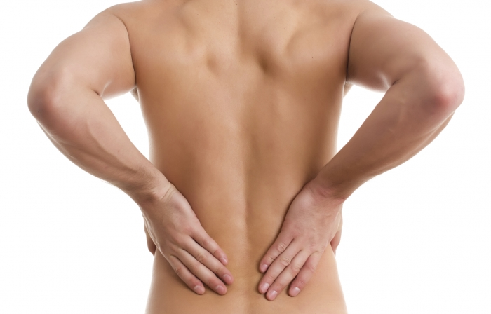 Altered movement perception in chronic low back pain