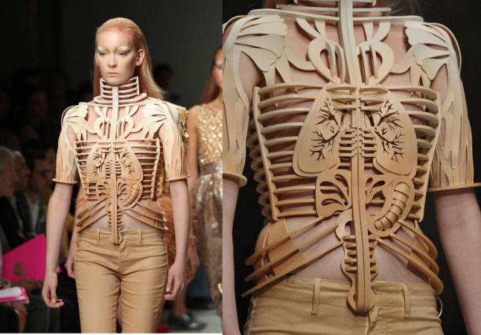 Catwalk-proof organs