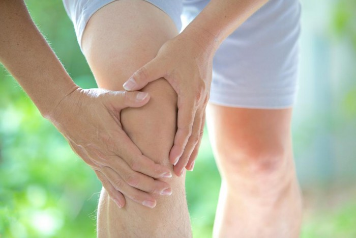 Knee osteoarthritis in asymptomatic adults