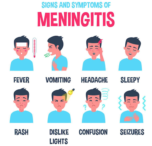 Can you spot Meningitis?