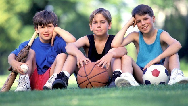 Sport specialization and injury history in youth athletes