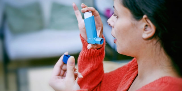Breathing exercises can be helpful for people with asthma