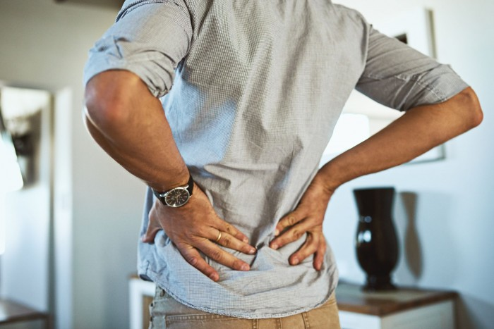 Photobiomodulation therapy for low back pain