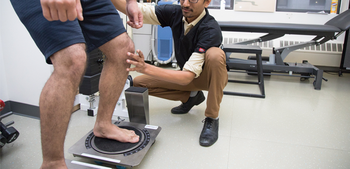 Non-operative management after ACL injury