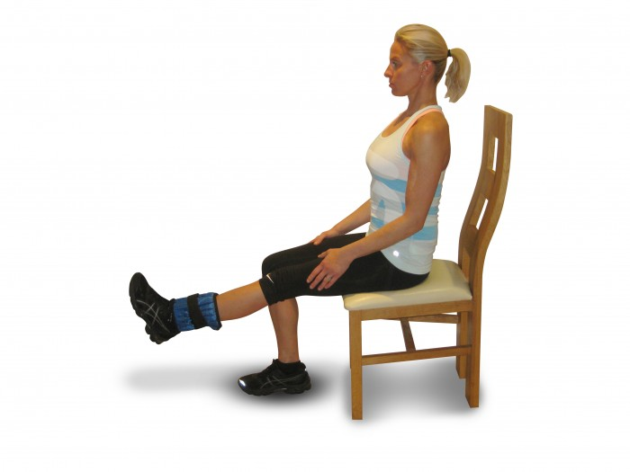 Effects of quadriceps strengthening for patellofemoral pain