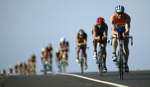 Massage therapy decreases pain and fatigue after triathlon