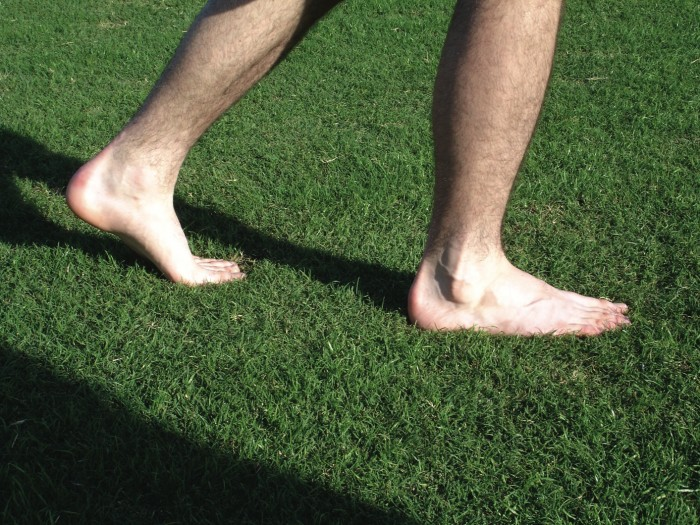Late stage ROM deficits in ankle sprain rehabilitation