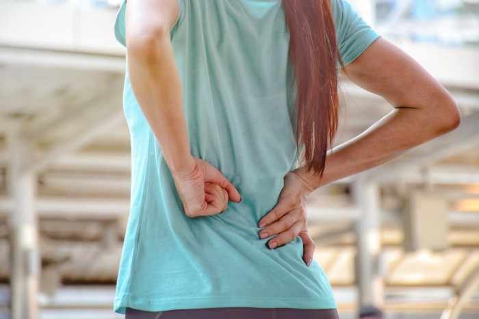 Analgesic effect of exercise in patients with low back pain
