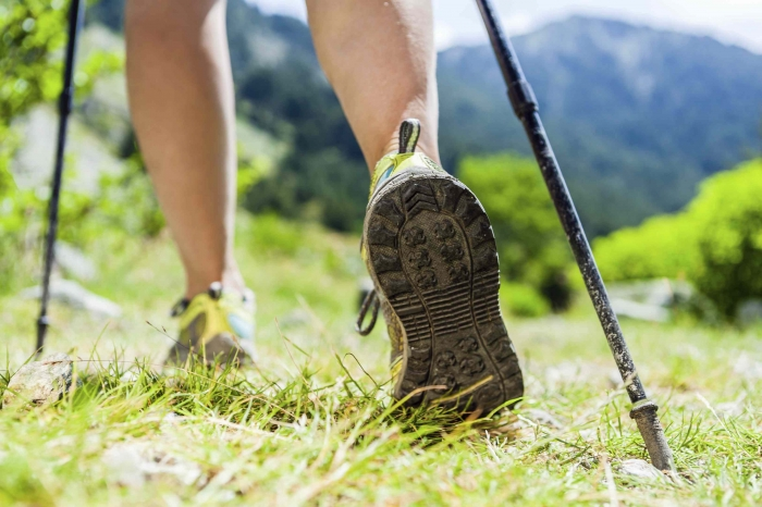 Nordic walking for hip osteoarthritis