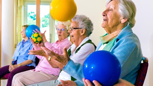 Physical activity and cognitive function among elderly