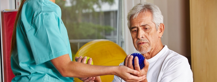 Weekend therapy may reduce length of stroke rehabilitation