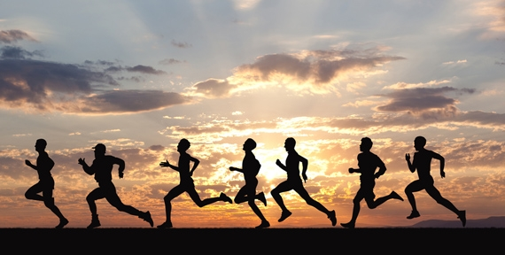 Lower limb stress fractures in runners