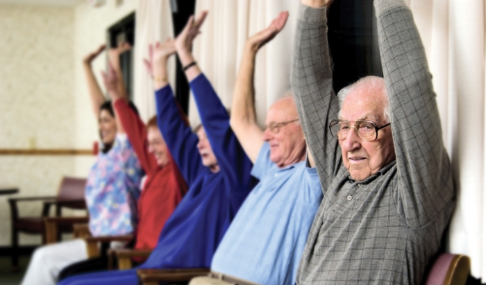 Exercise programs for people with dementia