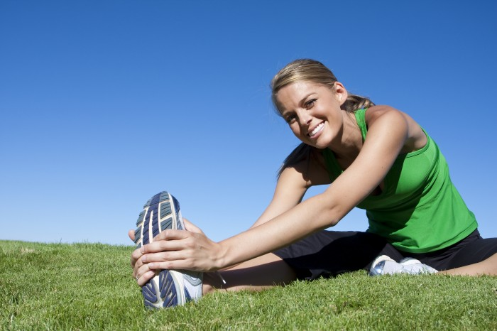 Stretching: for young and old?
